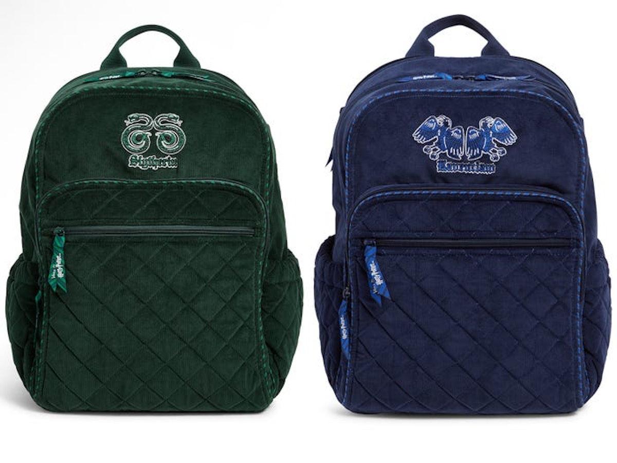 Harry Potter x Vera Bradley Campus Bag