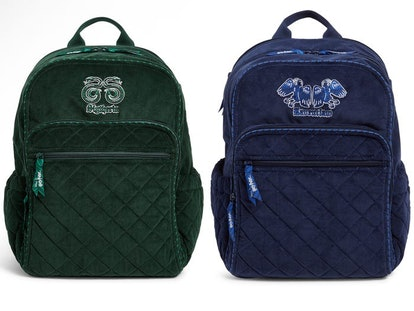 Harry Potter x Vera Bradley Campus Bag
