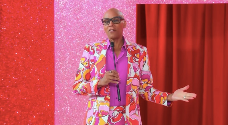 Rupaul on 'Drag Race: All Stars' Season 5