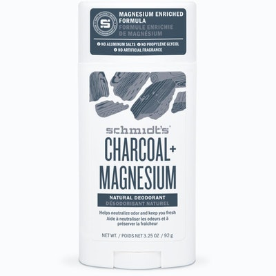 Schmidt's Charcoal + Magnesium Deodorant Stick
