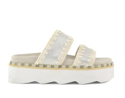 New bio sandal two-straps plain