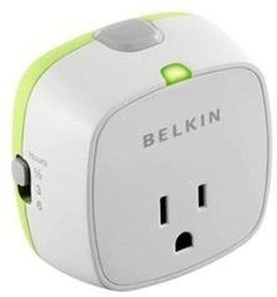 Belkin Conserve Energy Saving Outlet