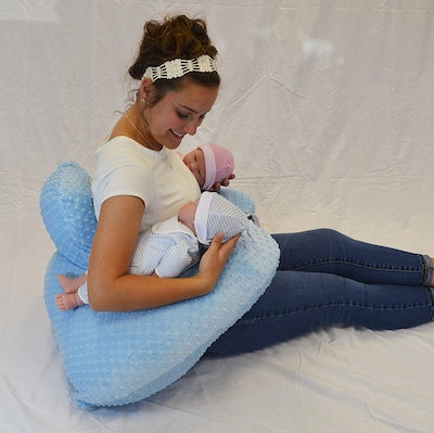 The Twin Z Pillow