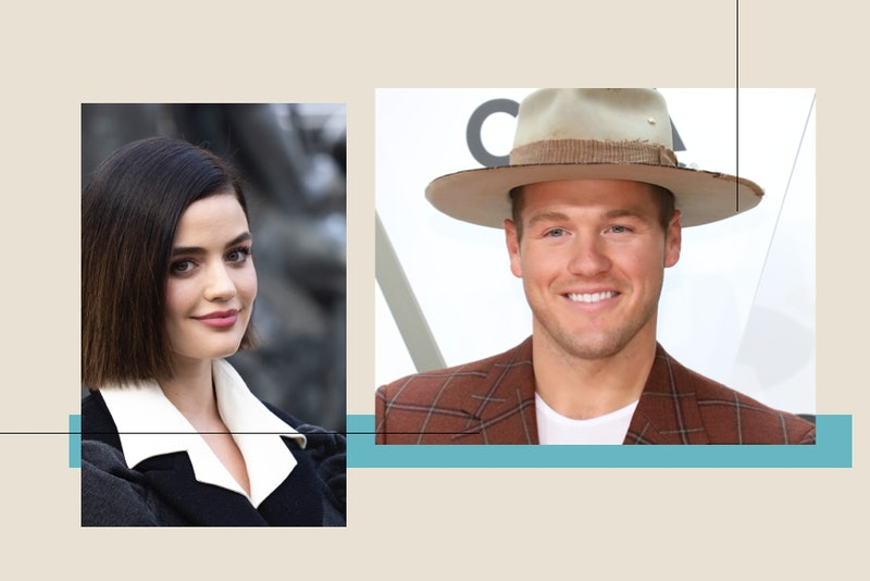 Colton Underwood and Lucy Hale reportedly dating