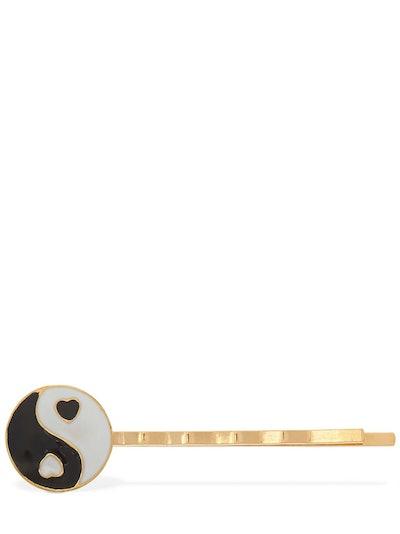 Yin Love Yang Hairpin