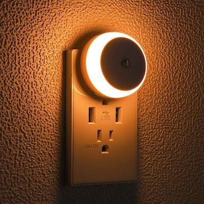 myCozyLite LED Plug-in Nightlight