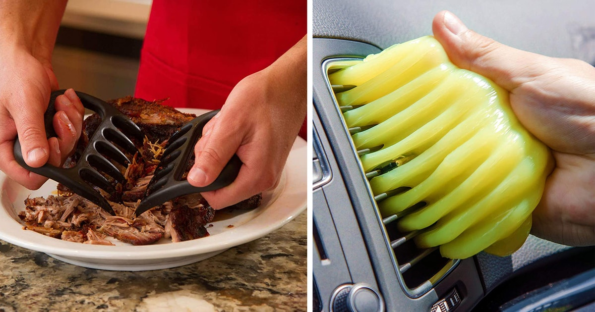 42 weird products that are wildly useful