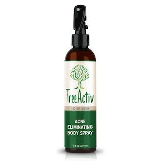 TreeActiv Acne Eliminating Body Spray