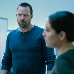 Sullivan Stapleton shares why he was happy to hear about Blindspot's cancelation.