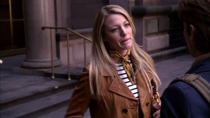 Which Gossip Girl character matches your Myers Briggs type?