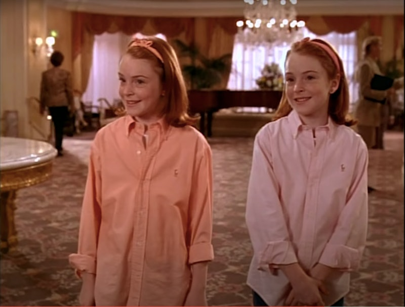 Lindsay Lohan  and the Parent Trap cast is reuniting.