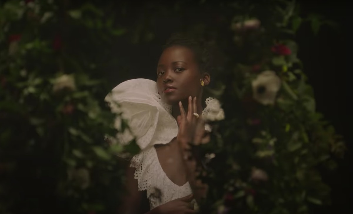 Lupita Nyong'o appears in the trailer for Beyoncé's 'Black Is King' visual album.
