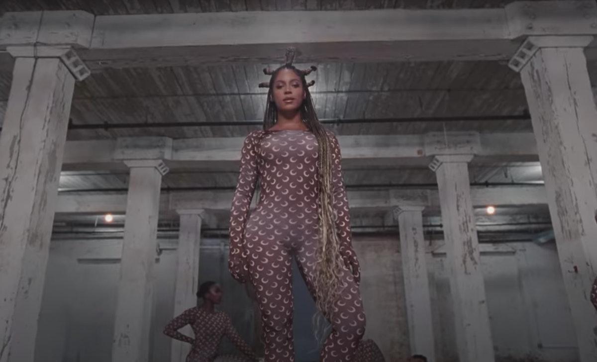 Beyoncé's new 'Black Is King' trailer features several celebrities.