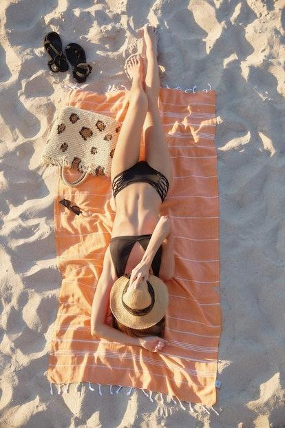 WETCAT Original Turkish Beach Towel