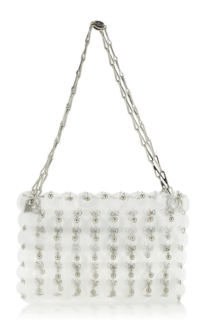 Transparent Sparkle 1969 Shoulder Bag