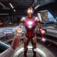 'Iron Man VR' review: Tony Stark soars, crashes, then soars again