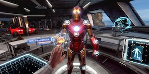'Iron Man VR' review: Tony Stark soars, crashes, then soars again
