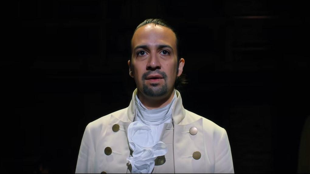'Hamilton' available to stream