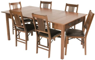 Stakmore Traditional Expanding Table