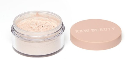 Loose Shimmer Powder for Face and Body in Pearl