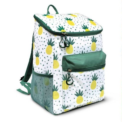 Aldi's pineapple cooler backpack is on sale for just $10.