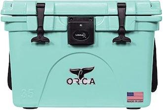 Orca Seafoam Liddup Cooler (35-Quart)