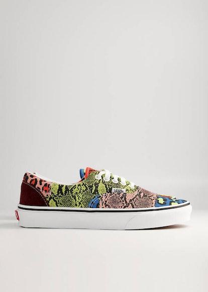 Era Sneaker in Leopard/Snake