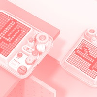 Pixel Factory is the colorful, Bluetooth-enabled Etch A Sketch of our dreams