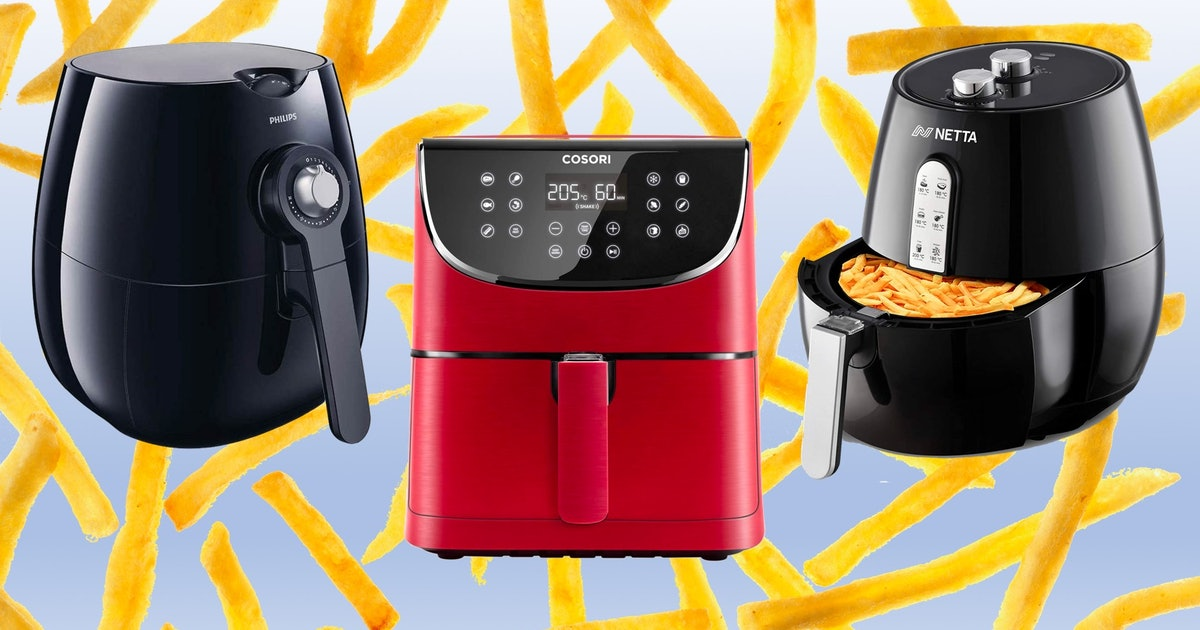 Amazon Reviewers Are Obsessed With These Air Fryers