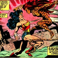 'Wonder Woman 1984' leak reveals Cheetah's David Bowie-inspired new look