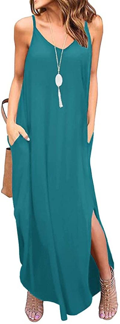 GRECERELLE Relaxed Cami Maxi Dress