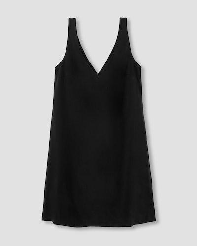 Universal Standard Jade V-Neck Shift Dress
