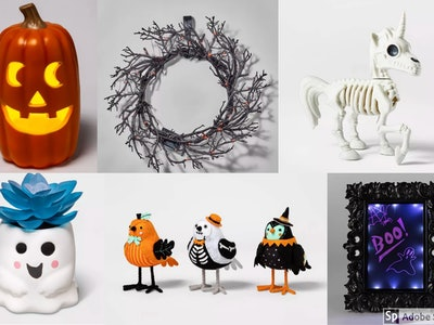 From ghosts to pumpkins, Target's Halloween 2020 decorations have everything you need for the holiday season.