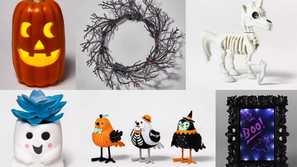Target Halloween 2020 Decorations Are Here & This Is *Not ...
