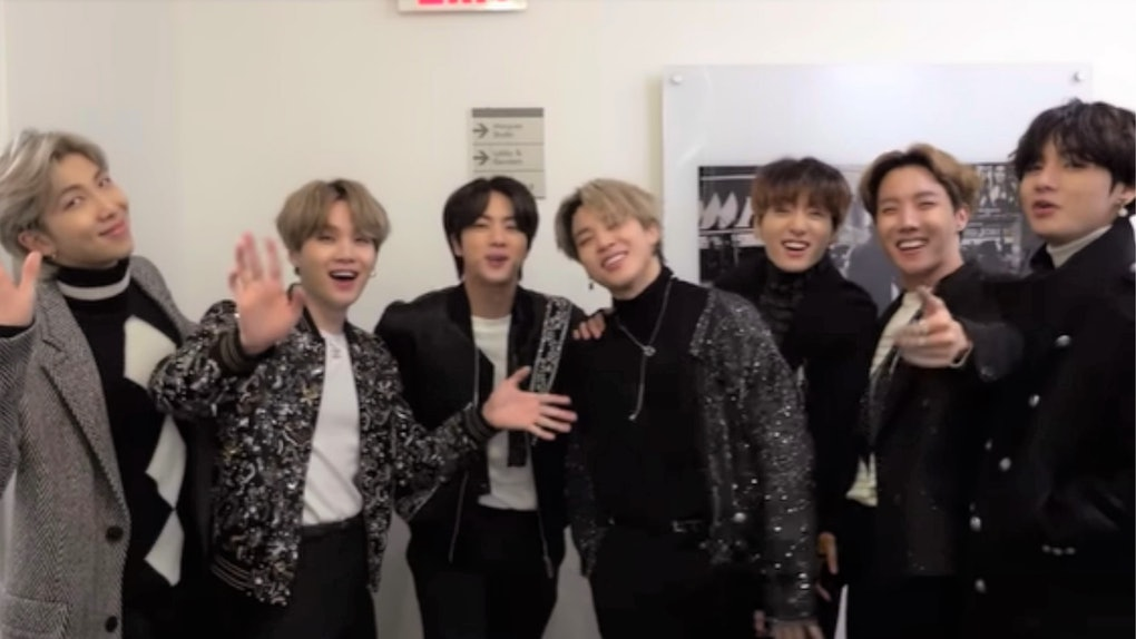 A screenshot from BTS' '2019 Memories' DVD. Here's how to pre-Order BTS' '2019 Memories' DVD and relive every moment.