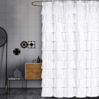 Volens Fabric Shower Curtain