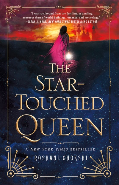 'The Star-Touched Queen' by Roshani Chokshi