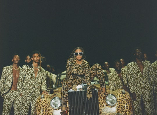 The trailer for Beyonce's Disney+ special, 'Black Is King', makes several references to the classic ...