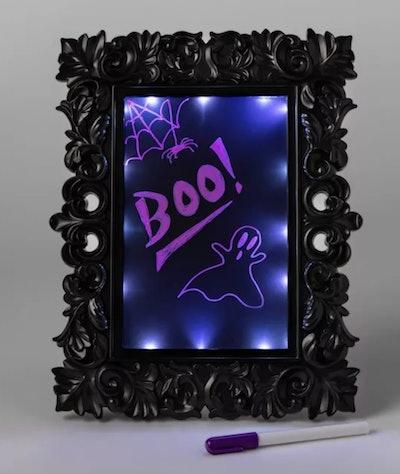 Customizable (Write On) Halloween Frame
