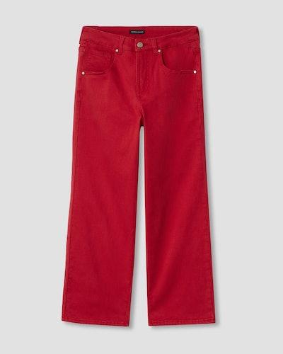Universal Standard Bae Boyfriend Crop Jeans