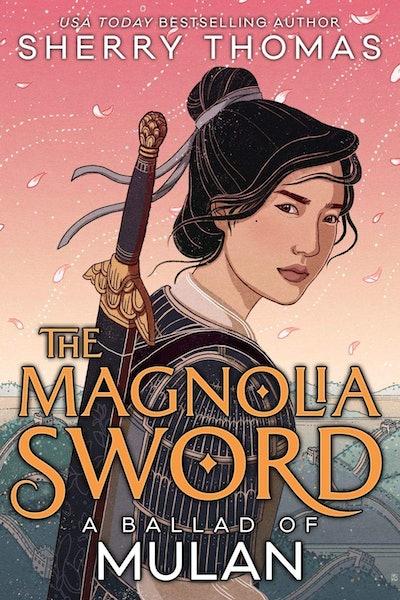 'The Magnolia Sword' by Sherry Thomas
