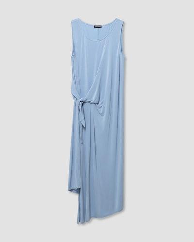 Universal Standard Katherine Side Tie Knot Dress