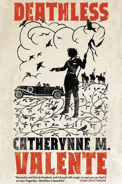 'Deathless' by Catherynne M. Valente