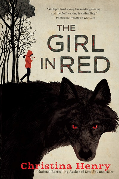 'The Girl in Red' by Christina Henry