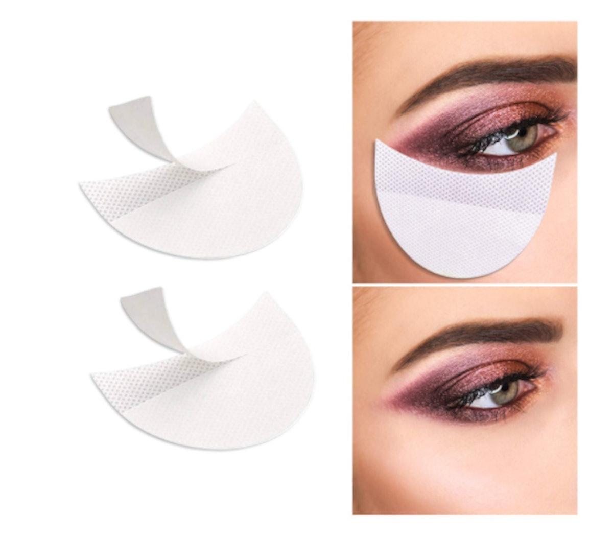 Veeyol Eyeshadow Pad Stencils (100 Pcs)