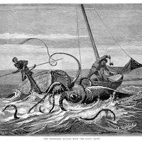 Science brings sea monsters to life