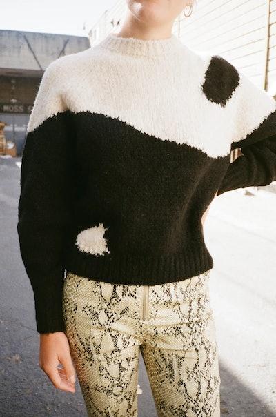 Yin Yang Sweater