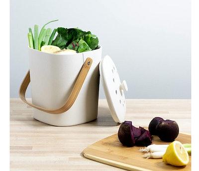 Bamboozle Indoor Food Compost Bin
