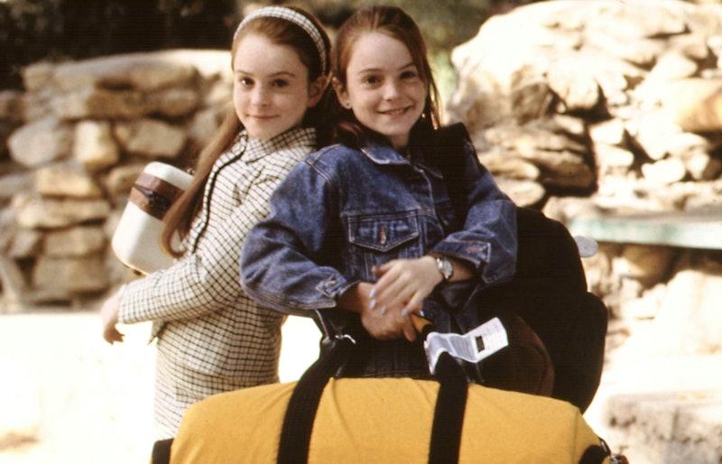'The Parent Trap' cast reunion with Lindsay Lohan