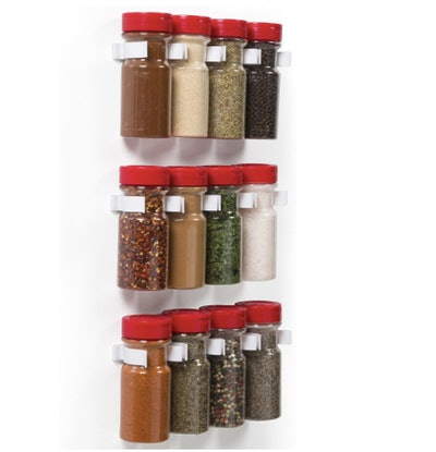 Magnetic Spice Rack Gripper Clips (Set of 12)